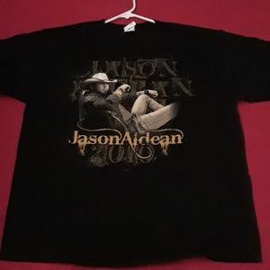 Other - Jason Aldean t-shirt